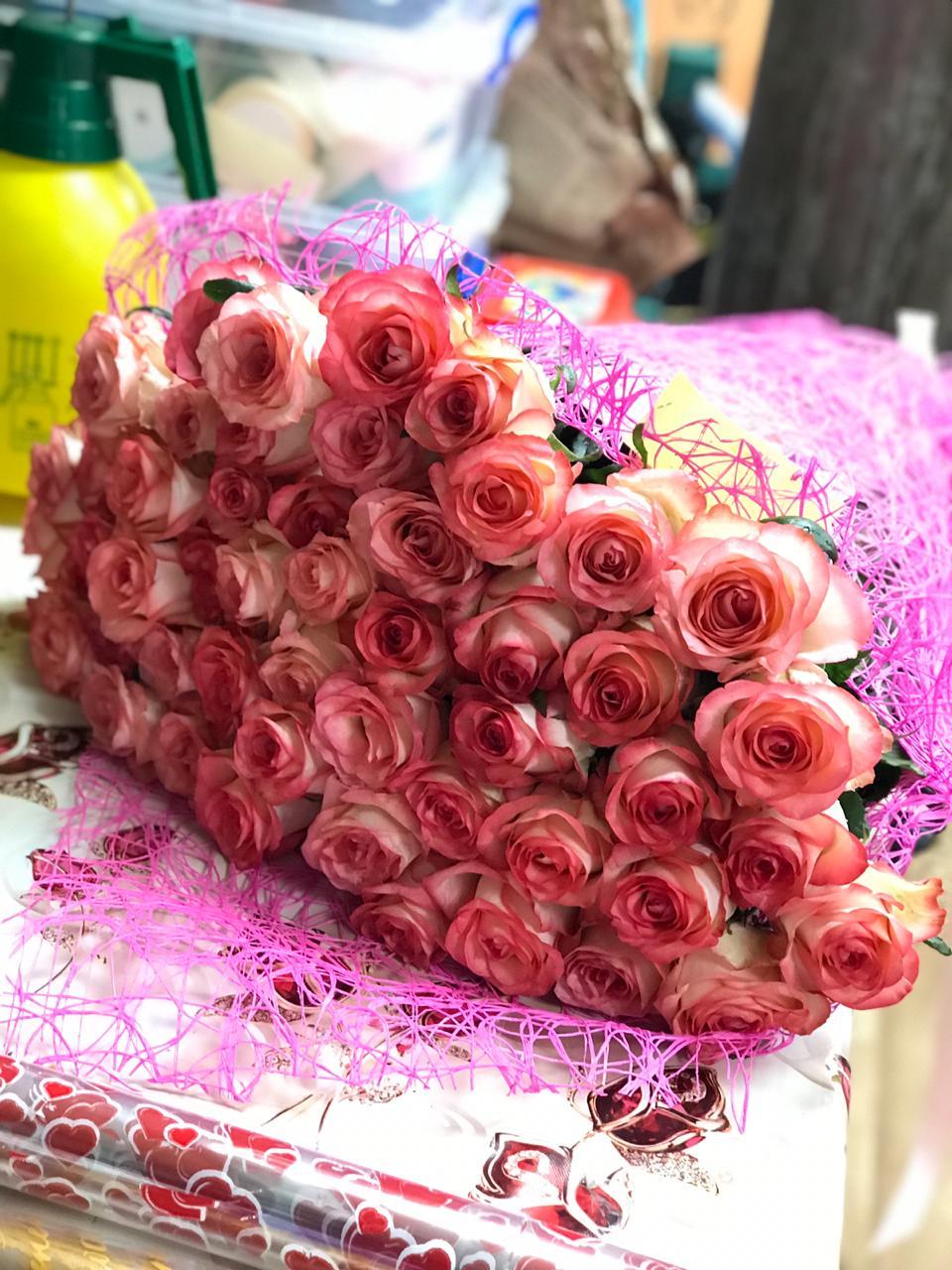 Заказ цветов на дом владикавказ #6